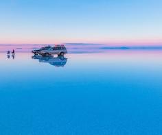 Uyuni Salt Flats - 3 days