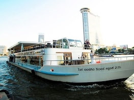 BANGKOK:Ayutthaya Go by BUS Return by Cruise (LNH on Cruise)