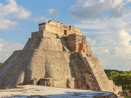 Uxmal & Kabah with Lunch