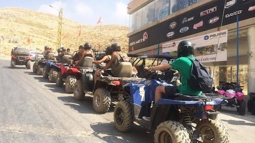 Polaris ATV Half Day Off-Road Adventure - 2 People