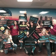 Sorcerer's Secret Escape Room