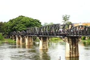 BANGKOK: River Kwai Kanchanaburi (Death Railway) with LUNCH