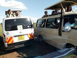 9 days kenya and Tanzania group joining tour, Budget and Mid