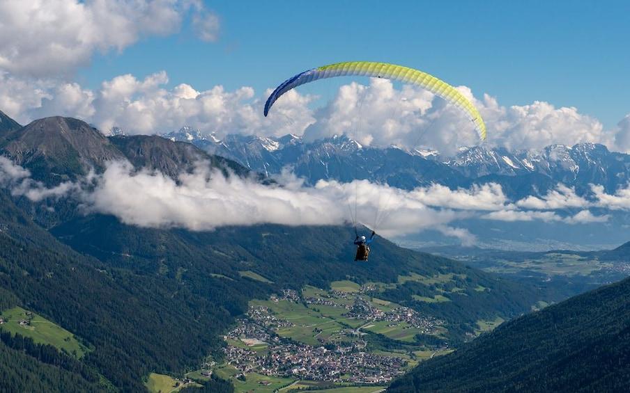 Show item 1 of 5. Tandem Paragliding Tirol