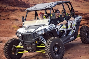Half Day and Full Day UTV Rentals in Moab Area
