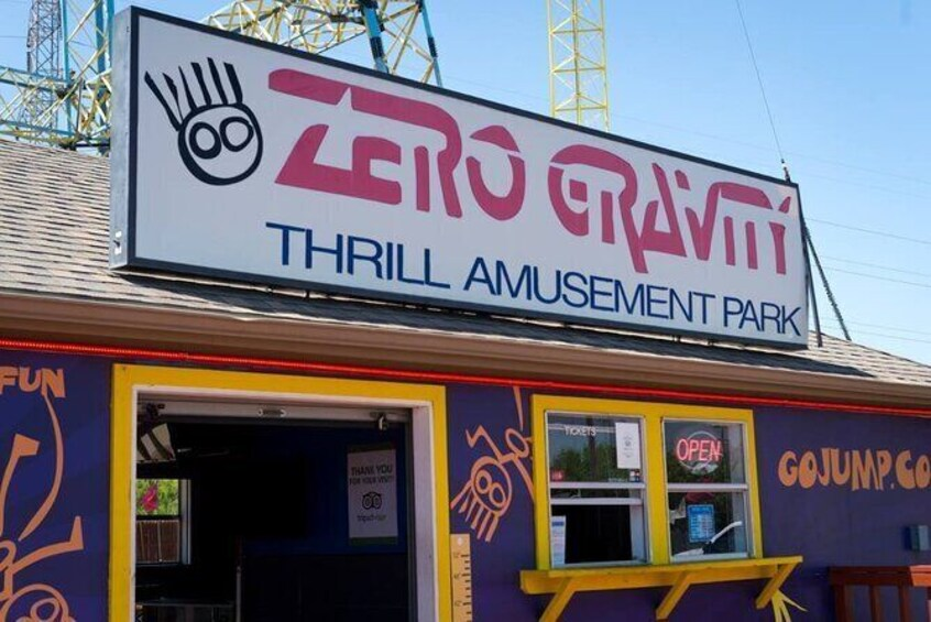 Show item 1 of 10. Zero Gravity Thrill Amusement Park in Dallas