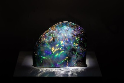 Hall of Gems and Minerals