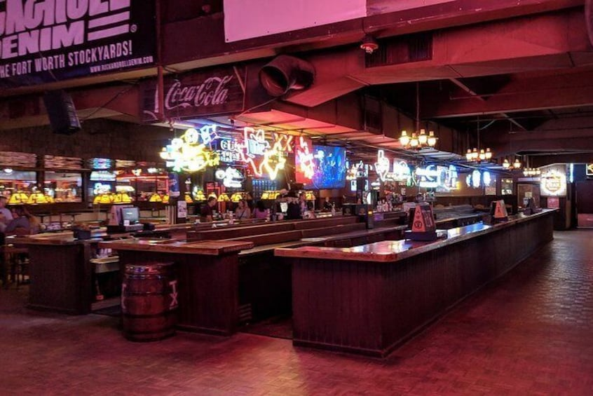 Welcome to the World's Largest Honky Tonk