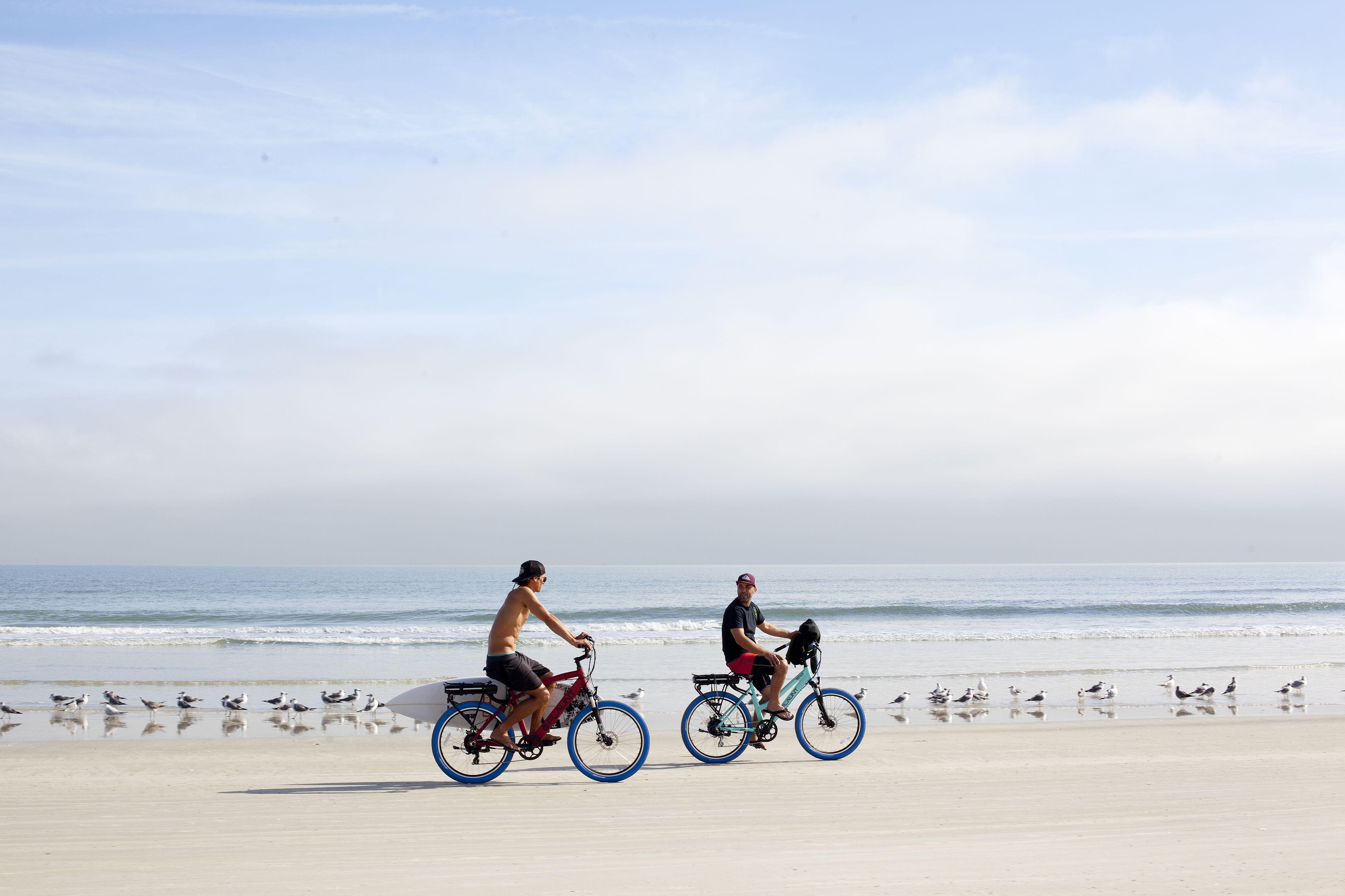 Full Day Electric Bike Ride