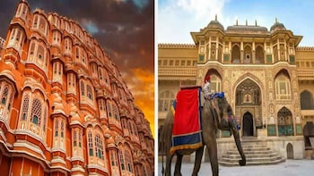 From Delhi : Same Day Jaipur Tour