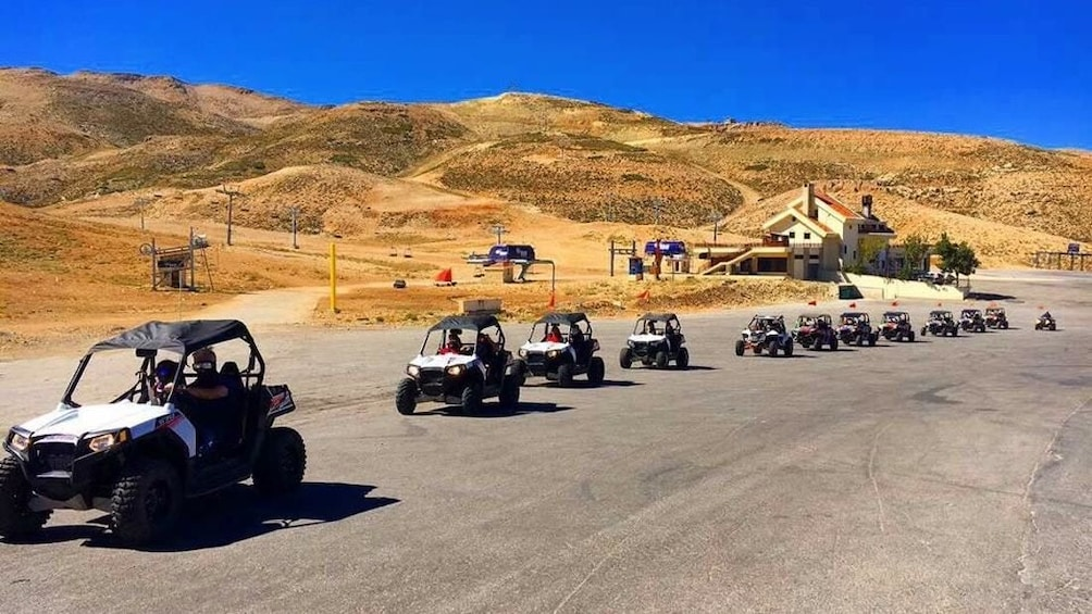 Show item 9 of 9.  Polaris RZR Buggy Half Day Off-Road Adventure - 2 People