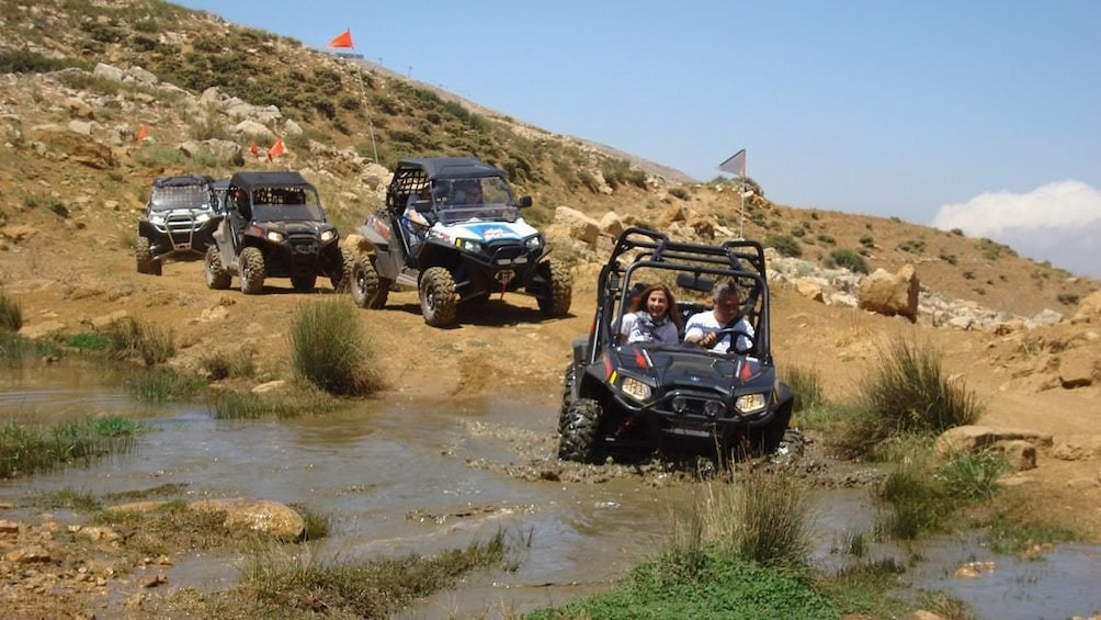 Show item 2 of 9.  Polaris RZR Buggy Half Day Off-Road Adventure - 2 People