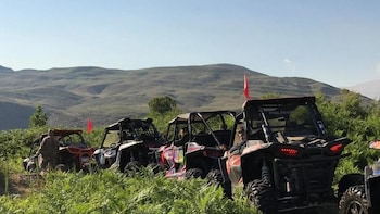 Polaris RZR Buggy Half Day Off-Road Adventure - 2 People