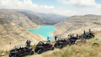 Polaris RZR4 Buggy Half Day Off-Road Adventure - 4 People