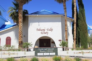 Pahrump Valley Winery Tour