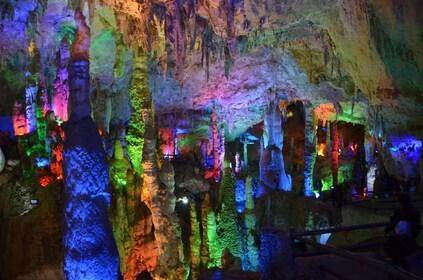 jiuxiang cave.jpeg