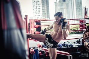 Step in The Ring - Private 1 Hour 30 minute Muay Thai Class
