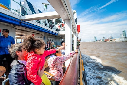 Best way to see Liverpool - River Cruise & Open Top Bus Tour