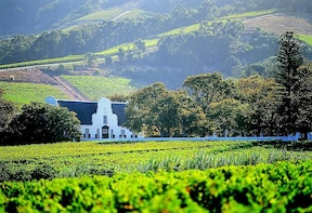 Cape Winelands and the Garden Route for Wine Lovers - 5 Days