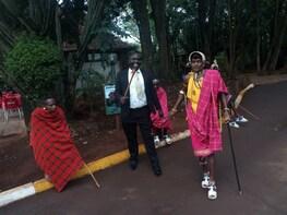 Maasai villages full day tour from nairobi