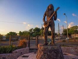 Bob Marley trail & Dunn's River Falls (from Falmouth)