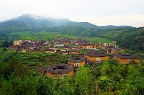 Private Full-Day Fujian Hakka Tulou and Cultural Trip