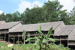 Rungus Longhouse and Tip of Borneo Experience - Private