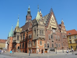 Wroclaw Old Town Tour (3h)