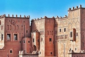 Agadir To Ouarzazat & ait ben haddou day trip.