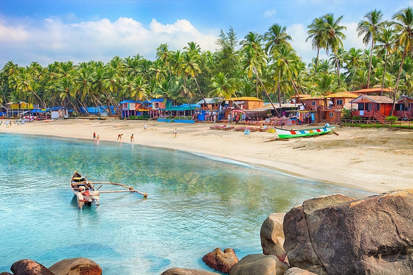 Show item 4 of 4. Honeymoon tour at Goa