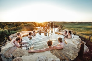 Small Group - Mornington Peninsula Hike & Hot Springs Tour