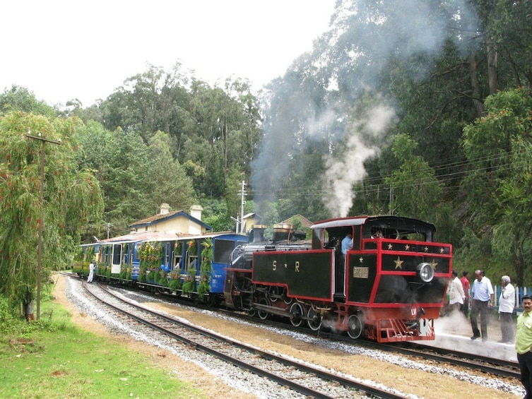 Show item 4 of 4. Visit Ooty by Toy Train