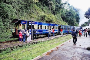 Visit Ooty by Toy Train