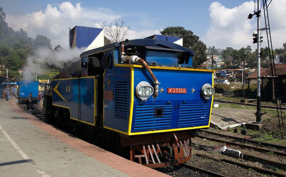 Show item 3 of 4. Visit Ooty by Toy Train