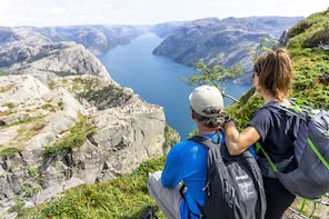 "Preikestolen Guided Hike - ""Off the Beaten Track"""