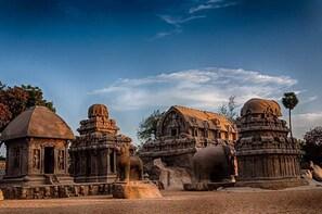 Mahabalipuram excursion tour from Chennai