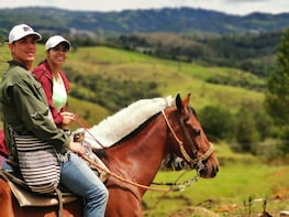 Guatapé & Horseback Riding: All in one unforgettable day