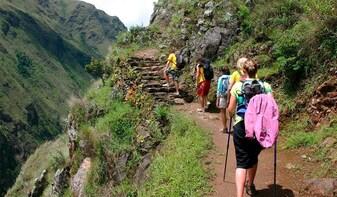 4-Day Classic Machu Picchu Inca Jungle Trek Tour