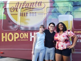 Explore Atlanta Beers Like a Local - HOP-on/HOP-off