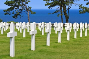 Normandy D-Day Tour From Paris