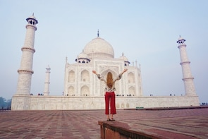 Delhi Agra Jaipur tour from Pune 4 Days
