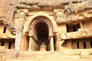 Karla & Bhaja Caves Excursion Tour From Pune