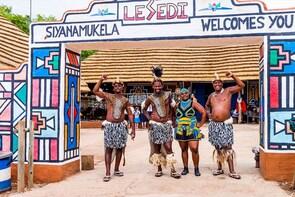 Lesedi Cultural Village Day Tour