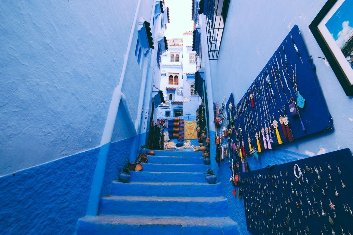 Guided Day Trip to Chefchaouen from Fez with a Small Group