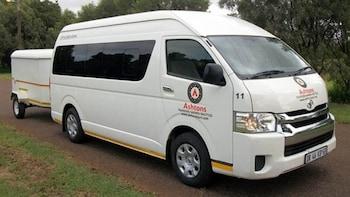 Hoedspruit to Johannesburg Shuttle Service