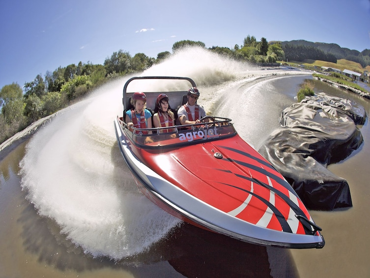 Show item 3 of 7. From Tauranga: Rotorua Adventure and Native Forest Tour