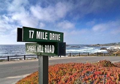 Scenic 17-Mile Self Drive Audio Guide (Monterey & Carmel)