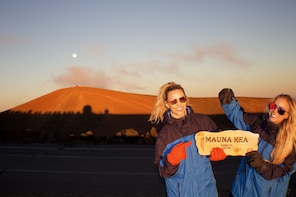 Mauna Kea Summit Sunset & Stargazing Adventure+Free Photos