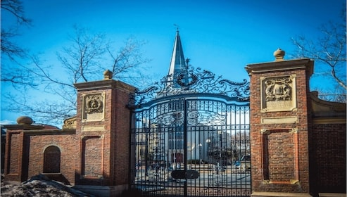 Harvard University Self-Guided Campus Square Tour- GPS App