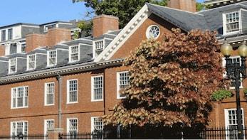 Boston HARVARD YARD- Self Guided GPS Audio Tour Guide